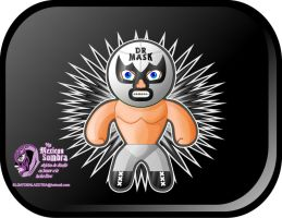 DR MASK EN LUCHADORITO by TheMexicanSombra