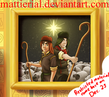 Avatar Advent Calendar: Day 23: Shepherd Brothers by Mattierial