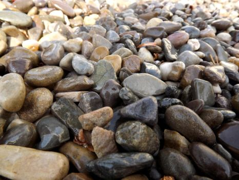 Pebbles by katieqatar
