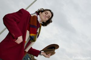 Anime North '11 The 4th Doctor by fotaku