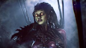 Sarah Kerrigan by DP-films