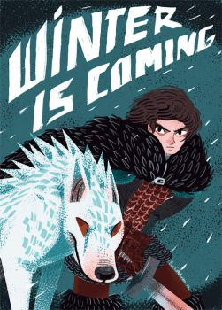 Winter is coming by evelmiina