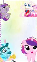 YT BG AndreaMelody by LuvEmiee