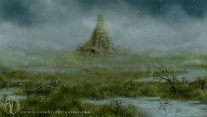 SP: Lonely Mountain by Jenova87