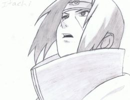 Itachi Uchiha by Anime019se