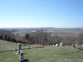 Cemetary 3-17-2007 by neice1176