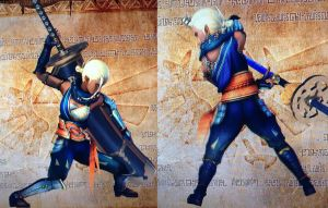 Standard Twilight Impa costume by isaac77598
