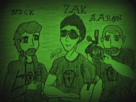 Ghost Adventures Night Vision by SailorMoon190