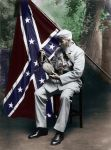 Confederate veteran colorized by OldHank