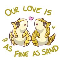 027 - Sandshrew by Moo-feeler