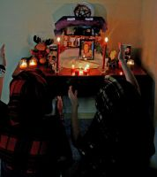 Gishwhes Item- Shrine to Actor by grelltheripper