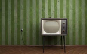 Old TV by Geckly
