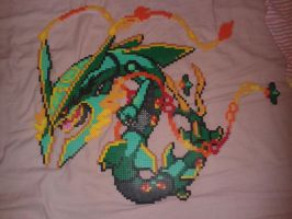 Huge Mega Rayquaza by Jesusclon