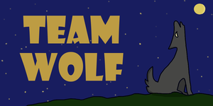 True-sized Team Wolf Insignia by Wolffie12