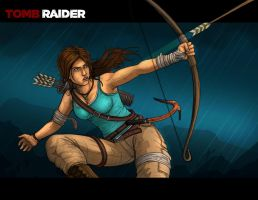Tomb Raider by Daniel-Jeffries
