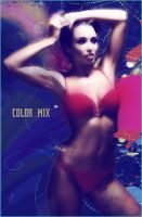 Color Mix by funkyzzoo