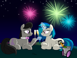 New Year's Eve, Octavia's Choice by Drako1997