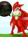 Hungry-Hungry Giantess by AngelTheCatgirl