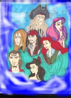 POTC TLM Musical poster by Selinelle