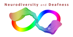 Logo Design: Neurodiversity and Deafness by Reptonic