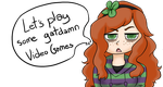 Lets Play Games - Vivian James by CaiteSith