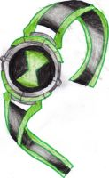 OMNITRIX BEN 10 ALIEN FORCE by TheDocRoach