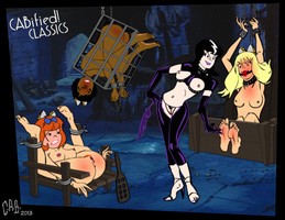C.A.B.ified Classics ~ Josie and the Pussycats by CeeAyBee