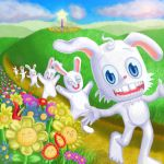Bunny Bill at Bunny Hill by xlouisax