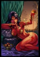 Dejah Thoris by ThiagoRibeiro