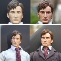 David Tennant-Dr. Who-Repaint by LMRourke