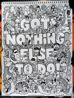 Doodle: Got Nothing Else to Do by lei-melendres