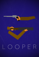 Looper Poster 2 by SpaceDelusion