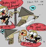 Silent Hill the movie by Ayej