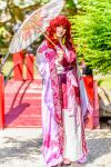 Princess Yona Cosplay by Silver-Fyre