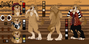 Sadie ref 2013 by dRaWiNgWiThHeArT
