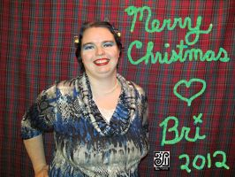 Merry Christmas With Love 2012 by FantasyBri