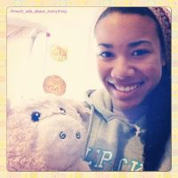 Me and my pillow pet by UnaccountedFranglais