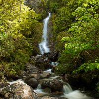 Avalanche Falls 2 by mark-flammable
