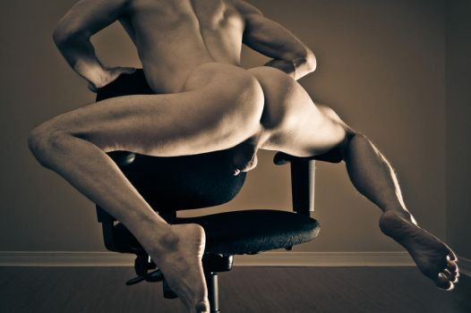 Office Play by contorted4life