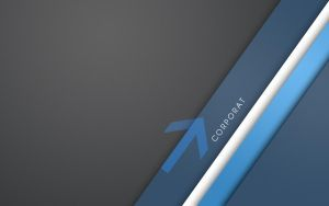Corporat Wallpaper by orioncreatives