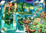Hoenn and Kalos Fusion Map for Pokemon Z Project by howlingwolf142