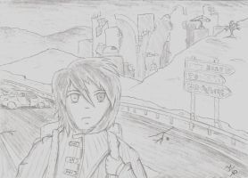 Levi - Road to Nowhere by Idera13