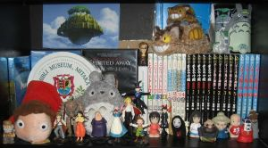 My Ghibli collection, V3 by NearRyuzaki90