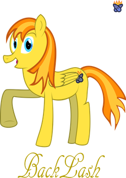 First Attent at Pony-drawing by Vinylwalk3r