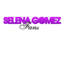 Texto PNG Selena Gomrz Fans by Melody478