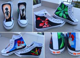 Depeche Mode shoes vol 3 by Tiofrean