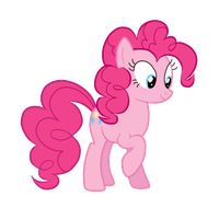 MLP:FiM-Pinkie Pie Vector by Anka77744