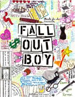 Fall Out Boy by AntiSparkleVampire