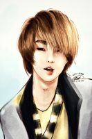 Onew - SHINee by Kei-Koo