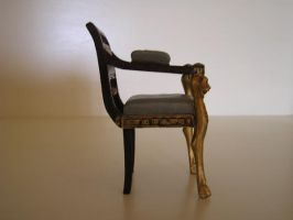 Antique Chair 5 by stock-kitty